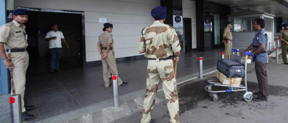 Govt issues alert to enhance security at all airports