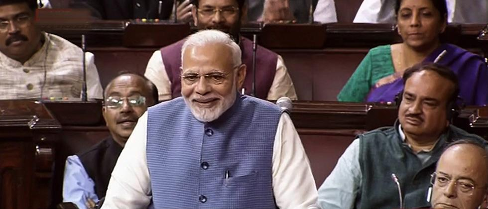 MPs could not debate major issues due to disruptions in RS: PM