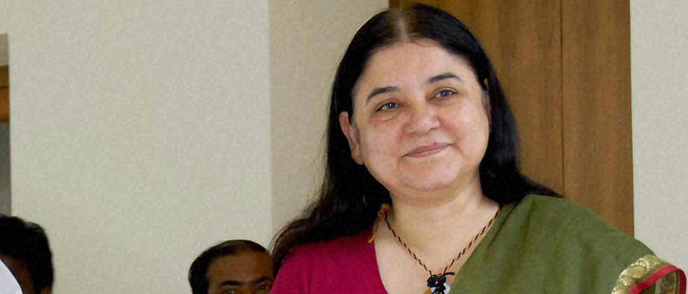 Maneka asks Law Ministry to not keep any age limit to report child sexual abuse