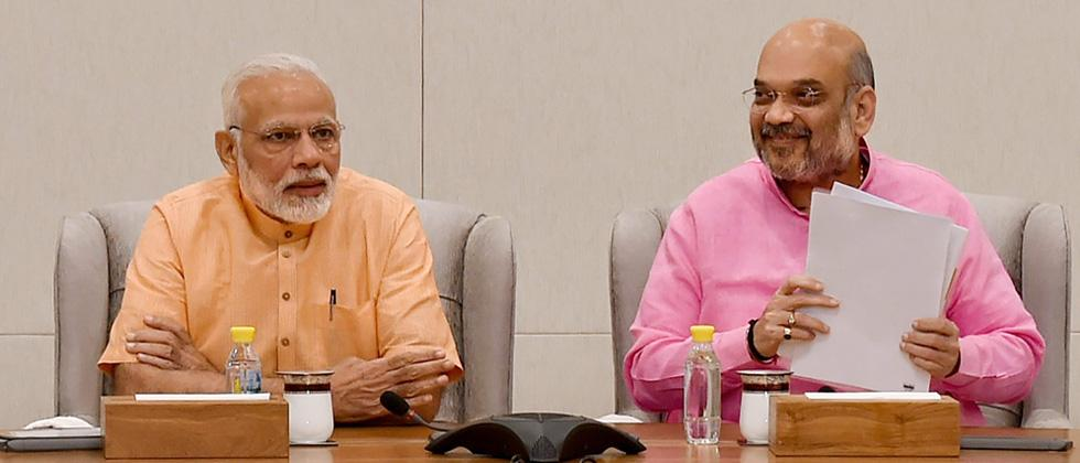 Now PM Modi & Shah to fast