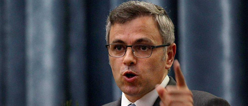 Omar hits out at PM, Cong for silence on 'systematic targeting of Kashmiris'