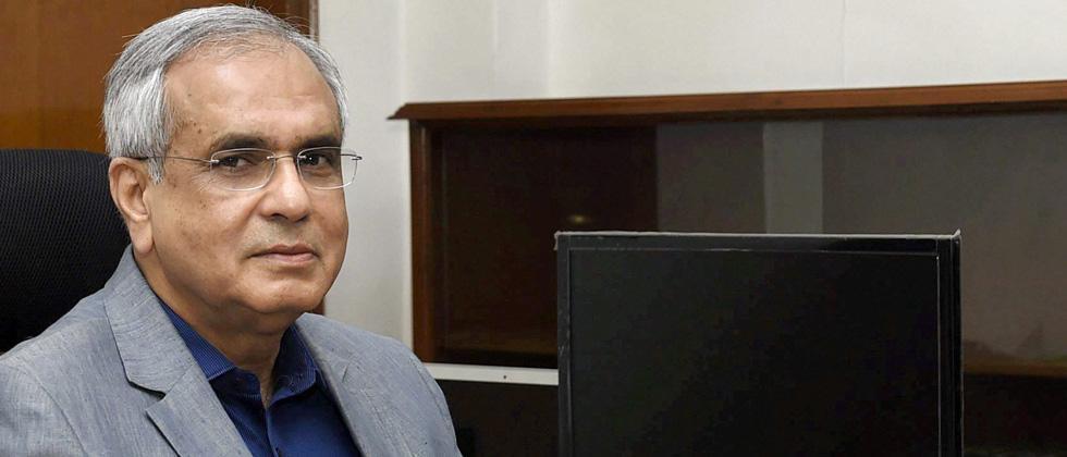 Rajiv Kumar takes charge as NITI Aayog Vice Chairman