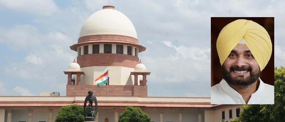 SC acquits Navjot Singh Sidhu in road rage case