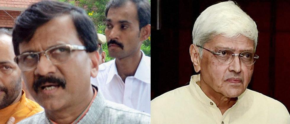 Sena slams opp's VP pick Gandhi, Cong comes to his defence