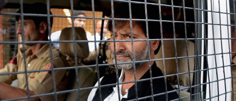Yasin Malik arrested ahead of NIA protest