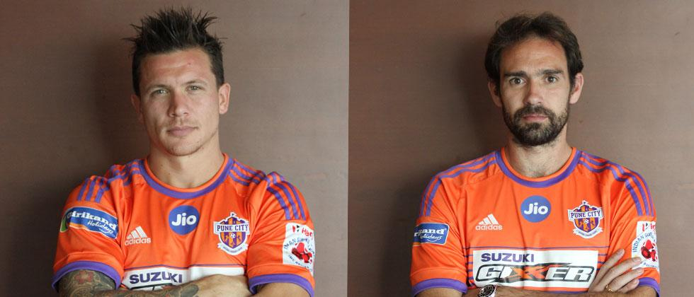 FC Pune City signs Marko Stankovic and Manuel Jesús Ortiz Toribio