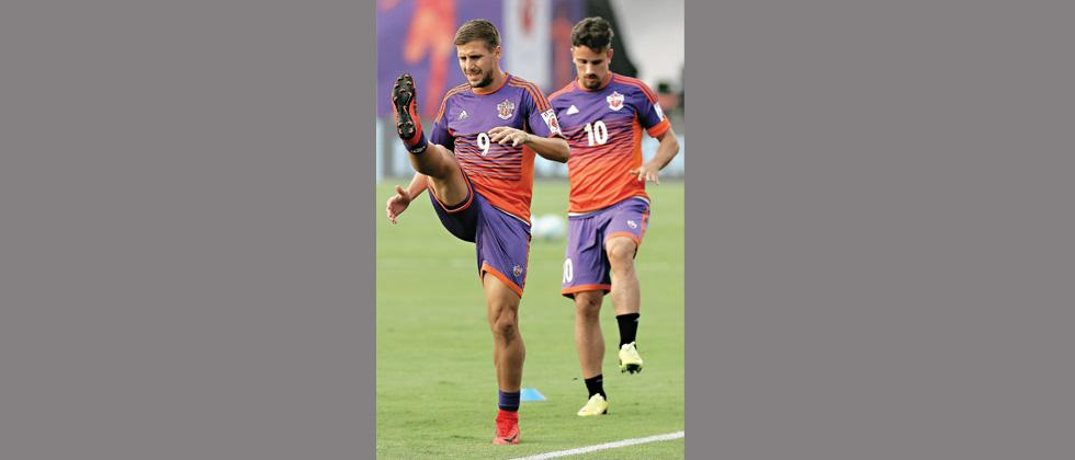 FC Pune City aim to extend ATK's winless run in Pune