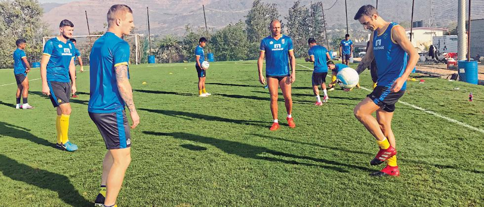 FC Pune City aims to move to top spot against Kerala