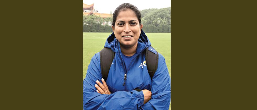 'U-17 women's World Cup vital for rearing next generation'
