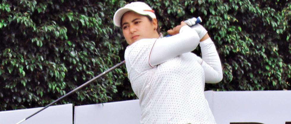 Gursimar, Amandeep share lead after Rd 1