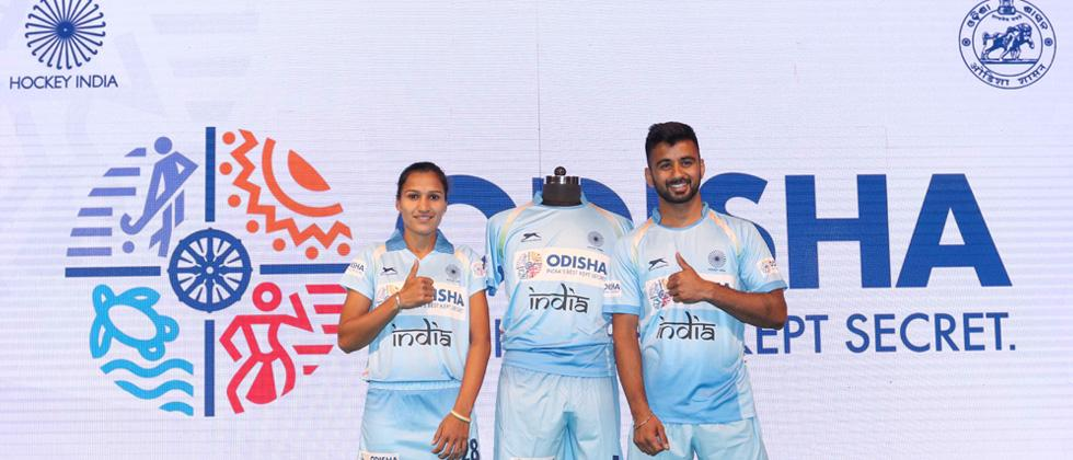 Odisha announces 5-year association to sponsor Hockey India