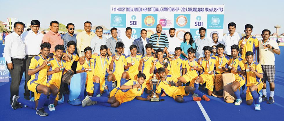 Odisha boys bag their fourth title