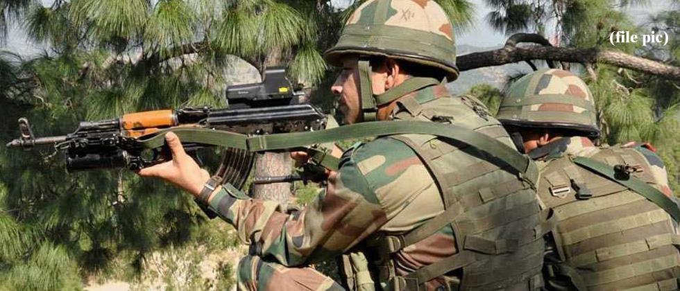 Indian army kills 7 Pak soldiers, 5 JeM terrorists in J-K:Army