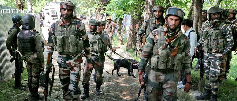 Soldier goes missing from Kashmir