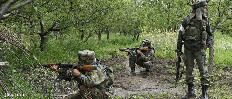 Two civilians killed in grenade attack in Kashmir