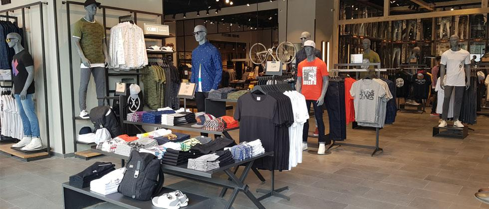Jack & Jones launches Asia's largest exclusive brand store at Phoenix Marketcity