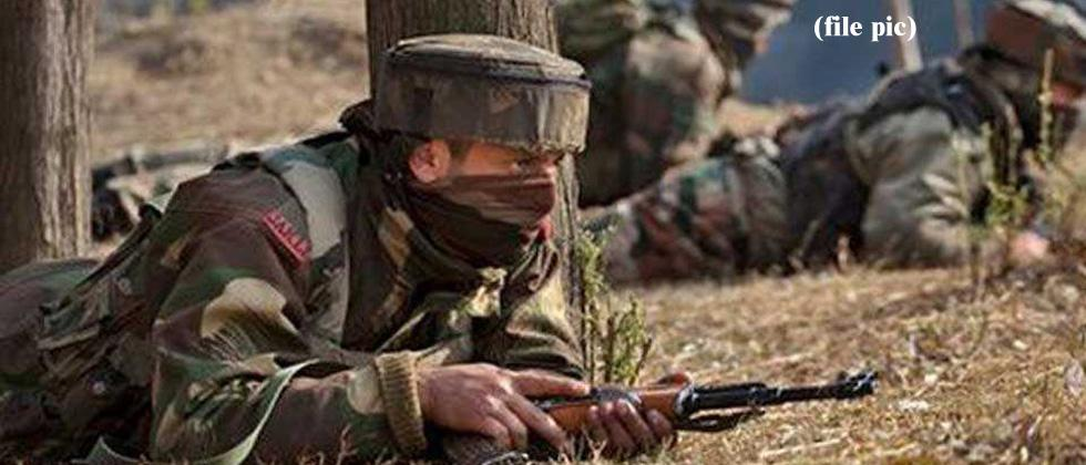 3 Naxals, CRPF jawan killed in Jharkhand encounter