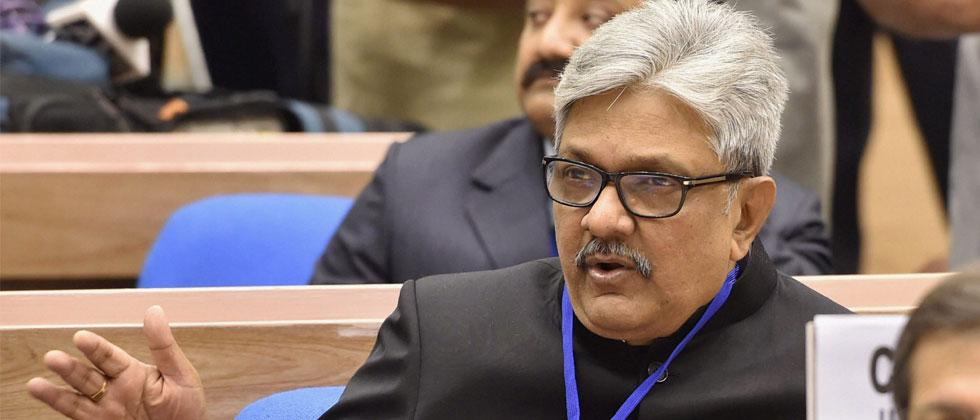 A file photo of Chief Justice of Uttarakhand High Court K M Joseph during the inauguration of the Joint Conference of Chief Ministers and Chief Justices at Vigyan Bhavan in New Delhi on Sunday, April 24, 2016. Shahbaz Khan/PTI