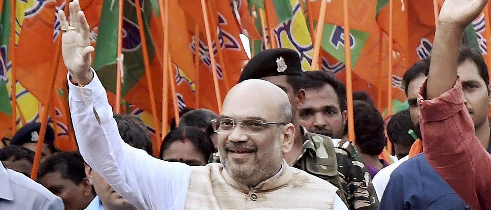 Amit Shah skips Janaraksha Yatra phase