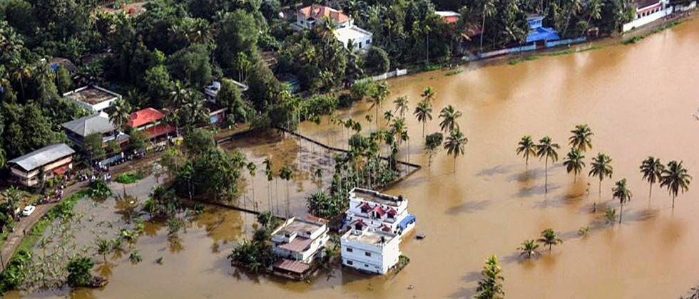 Rains batter North Kerala, 30,000 people in relief camps