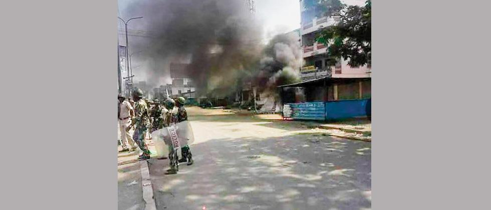 1 dead, many injured after riots erupt at Koregaon-Bhima