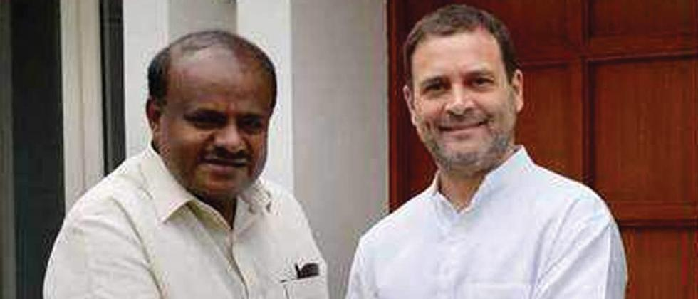 Cong-JDS coordination committee on Thursday to discuss seat sharing for LS polls