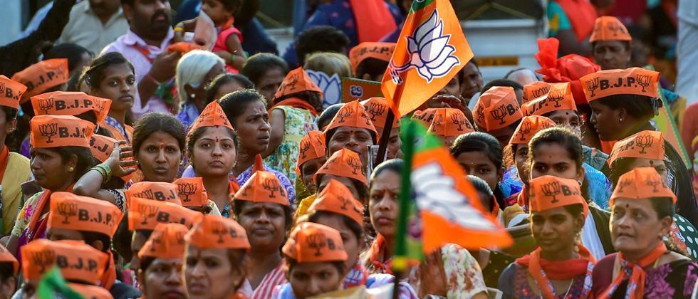 K'taka results: People rejected Cong's divisive agenda, says BJP