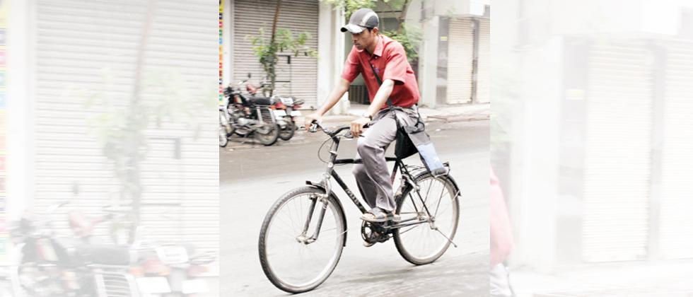 Bicycle plan to be part of city's DP