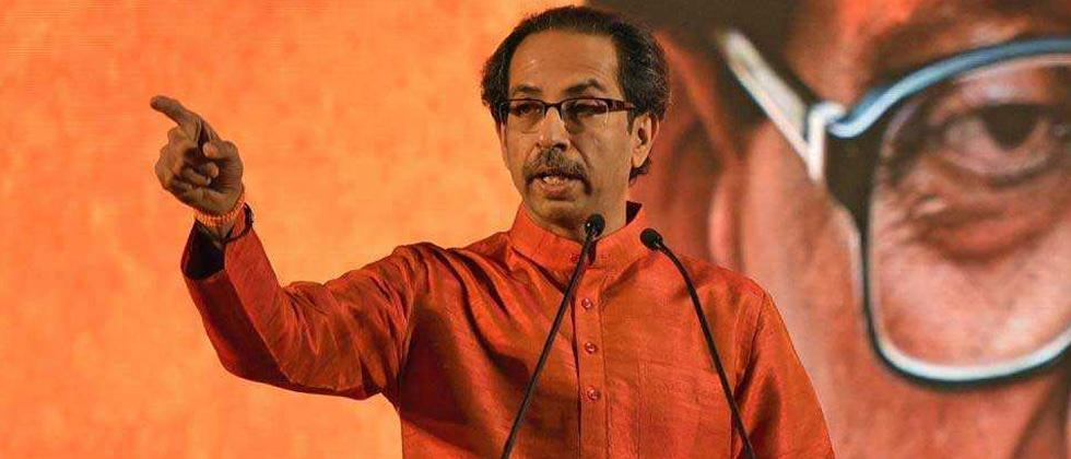 "Crop insurance as ""big"" a scam as Rafale: Uddhav Thackeray"