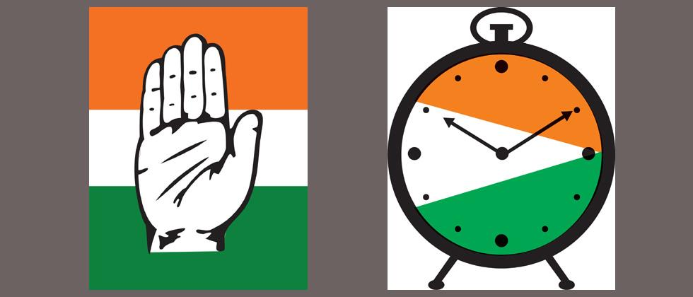 Alliance eluding, Cong, NCP enter poll mode with rallies in Maharashtra