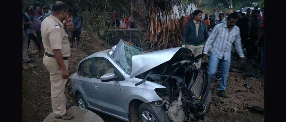 5 killed in Maharashtra road accident