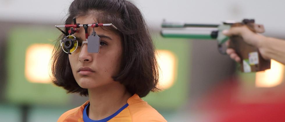 Shooters Manu, Rahi in 25m pistol finals