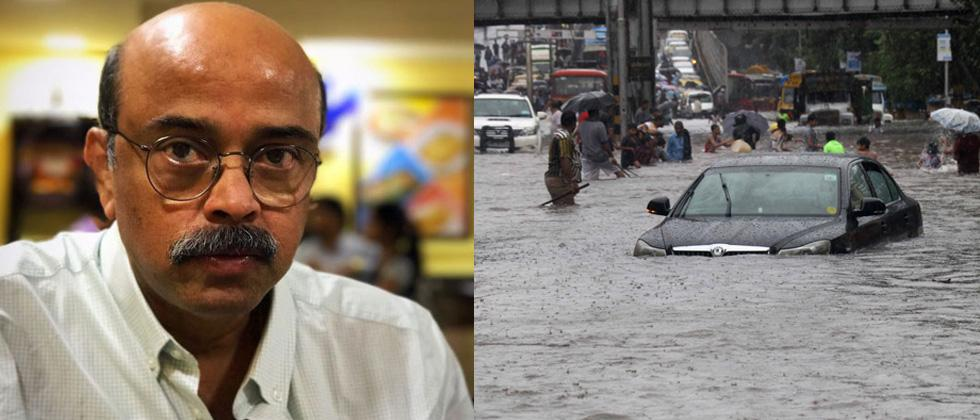 Doctor's death during Mumbai floods: Four arrested