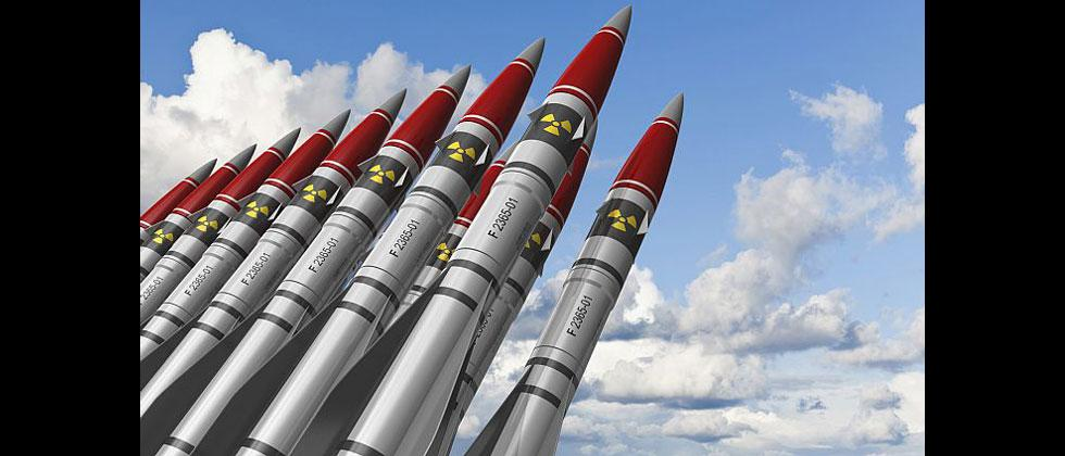 Pakistan has more nuclear warheads than India