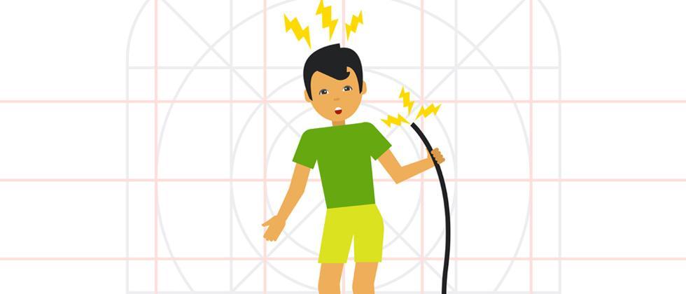Boy electrocuted: FIR against PMC engineer