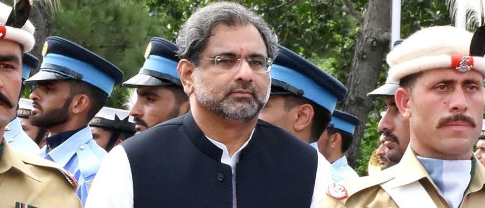Cabinet of new Pak PM Abbasi sworn in