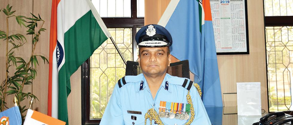 Air Commodore Bhandare takes charge of 9BRD