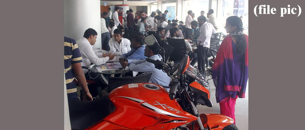 Around 5000 automobiles were sold on Gudhi Padwa