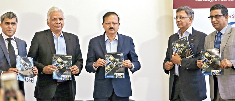 Indigenous defence products must be export-oriented: MoS Bhamre