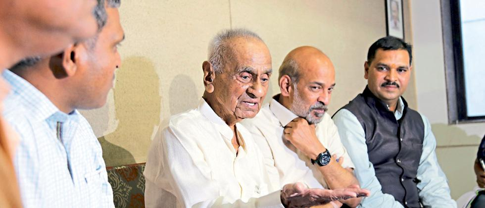 Congress is an idea and ideas never die: BJ Khatal