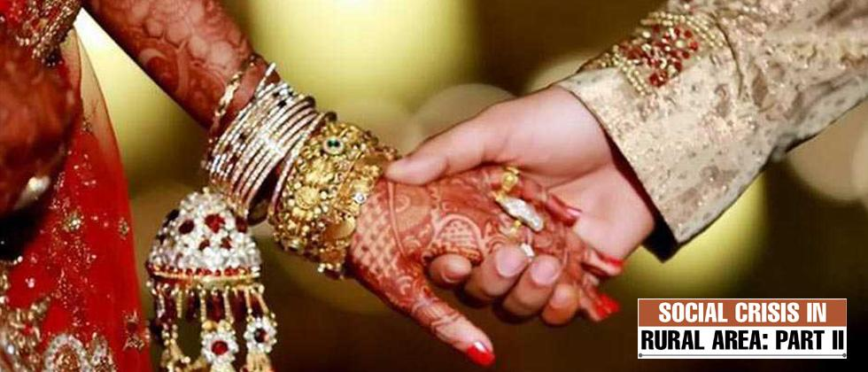 Dwindling girls spell end of dowry in rural areas in State