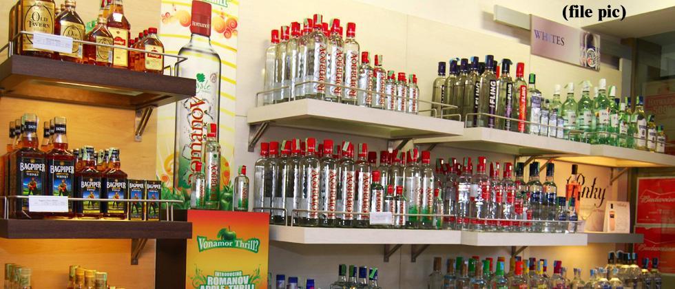 Fake liquor bottles worth Rs 58L seized
