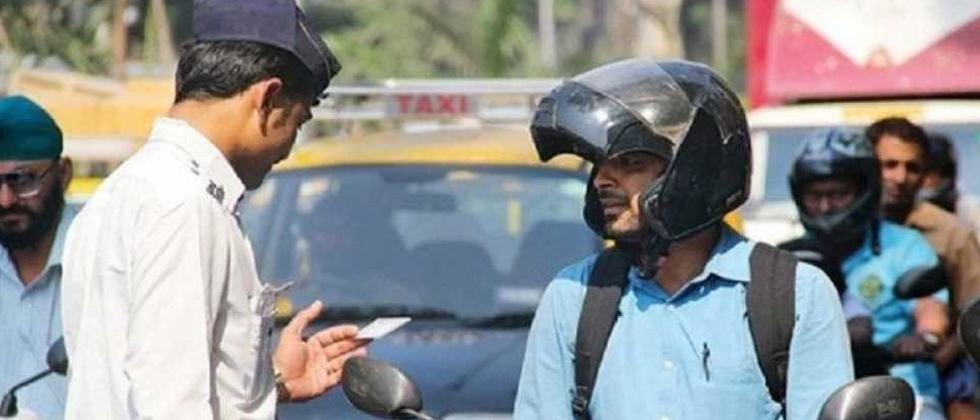 'Helmet usage up by 4% in Dec'