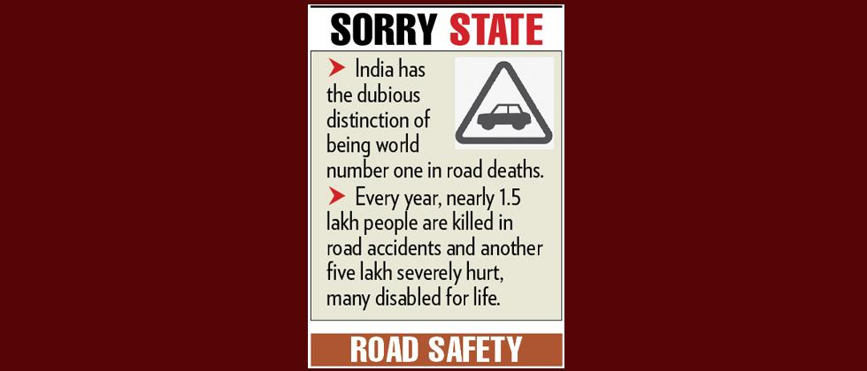 'Issue ordinance to avoid Road safety bill lapse'