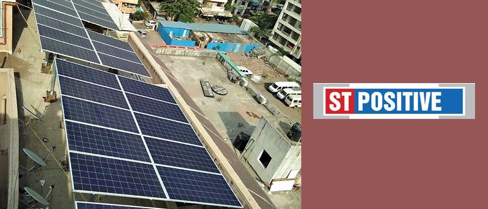 Kalpataru Estate gets solar energy plant