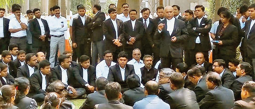 Lawyers strike cripples functioning of courts