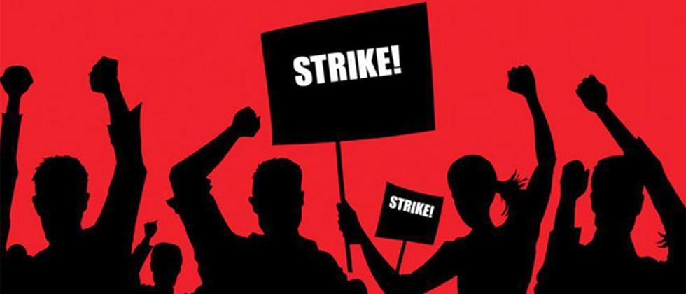 MKM members on indefinite strike