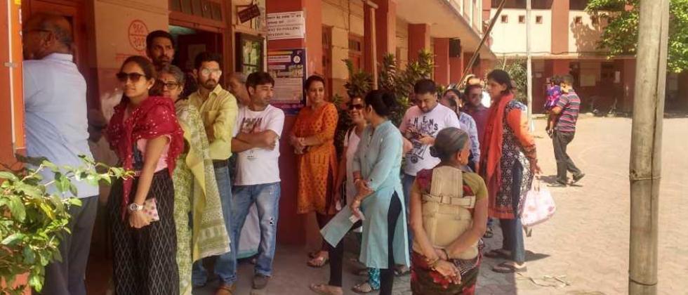 LokSabha 2019: Mixed response from voters in Vadgaon Sheri