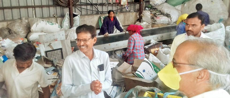 NGOs, firms start plastic processing plant in Dhayari