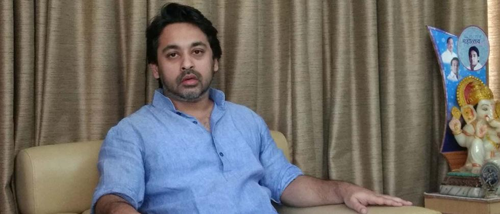 Ready to do anything for Maratha reservation: Nilesh Rane